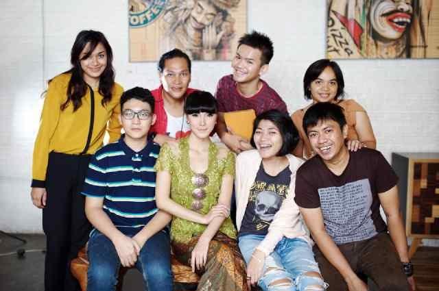 Photoshoot for Majalah Kartini