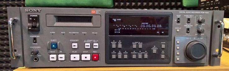 http://www.ebay.co.uk/itm/Sony-PCM-7040-Digital-Audio-Recorder-DAT-Machine-/152446231730?hash=item237e80e4b2:g:~U4AAOSwax5Yrc72