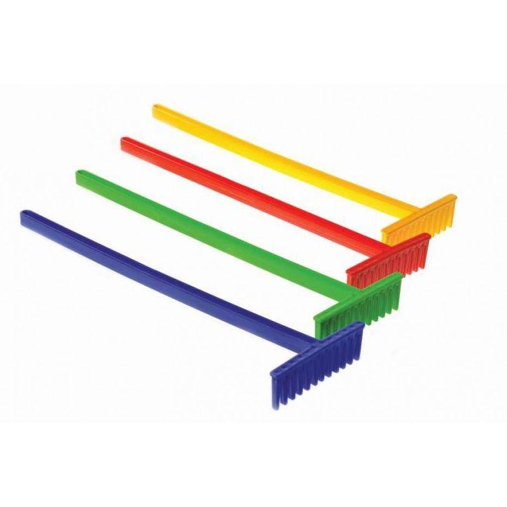 Plasto Rake 50cm http://www.greenanttoysonline.com.au/plasto-rake-50cm