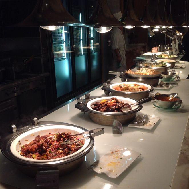 Kitchen Workshop Restaurant at Crown - Buffet Restaurant