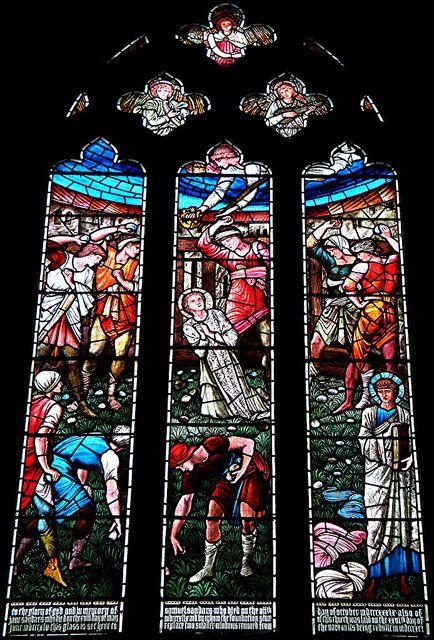 [1448] Morton : Samuel & Jane Sandars Window