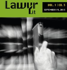 As the holiday ends, Lawyr.it launches its third edition, which can be accessed on our brand new site http://lawyr.it/!