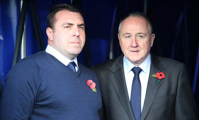 Steve Walsh must take some blame for Everton shambles