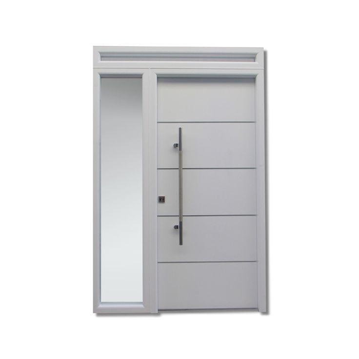 Modelos de puertas metalicas para exteriores buscar con - Puertas de entrada metalicas precios ...