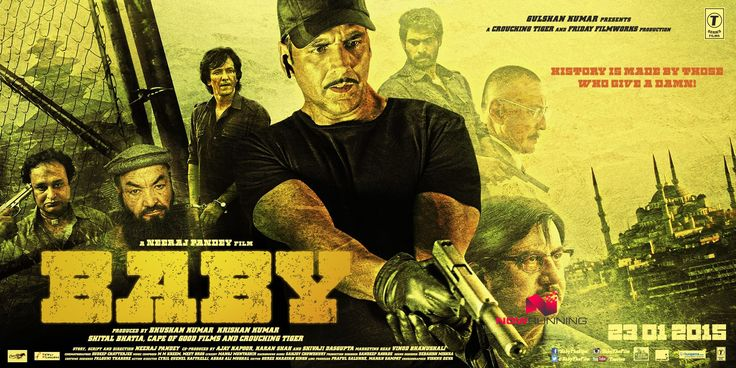 Directed by Neeraj Pandey Produced by Bhushan Kumar Krishan Kumar Sheetal sharma Written by Neeraj Pandey Starring Akshay Kumar Danny Denzongpa Rana Daggubati Taapsee Pannu Music by Songs: M. M. Keeravani Meet Bros Anjjan Release dates 23 January 2015 Budget est ₹58.97 crore Box office est  ₹142.99   Bollywood Viral Feedback: Very Good  For more details on this you can visit us at http://www.bollywoodviral.in/videos