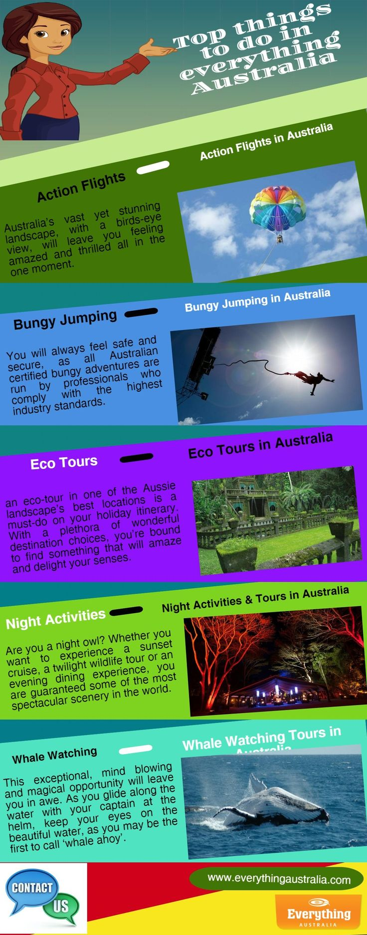 Top things to do in everything Australia
