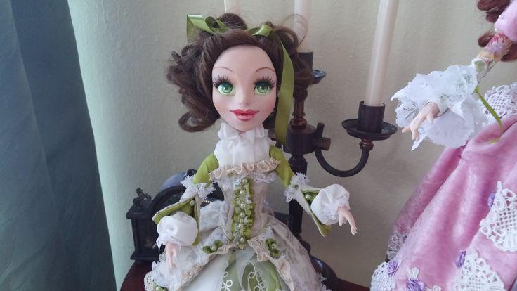 Кукла получила приз на выставке