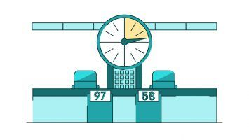 How to Make a Countdown in PowerPoint with a Scrolling Background - Countdown timers can be really effective ways of filling time in breaks at conferences or training sessions, or to give people a time limit to do an exercise or have a discussion. Follow these easy steps to create your own that is completely editable and see how easy it is to create a slick, branded countdown timer just using PowerPoint.