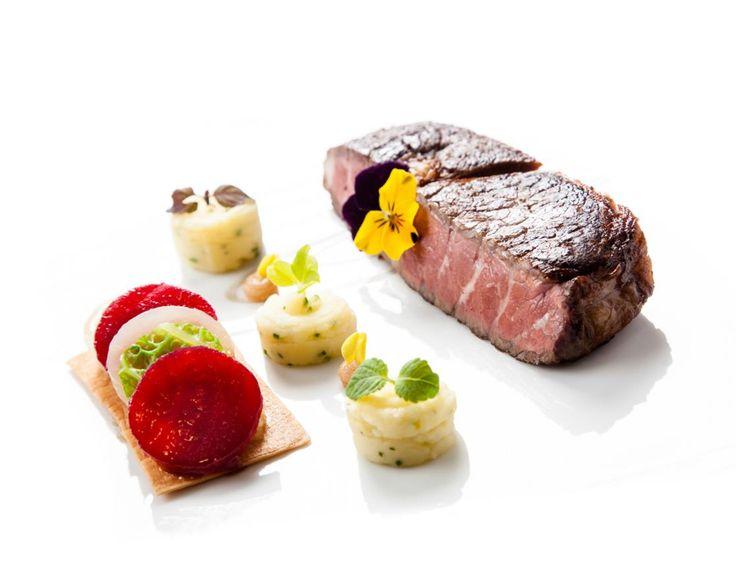 Black Angus beef ribsteak with sichuan pepper