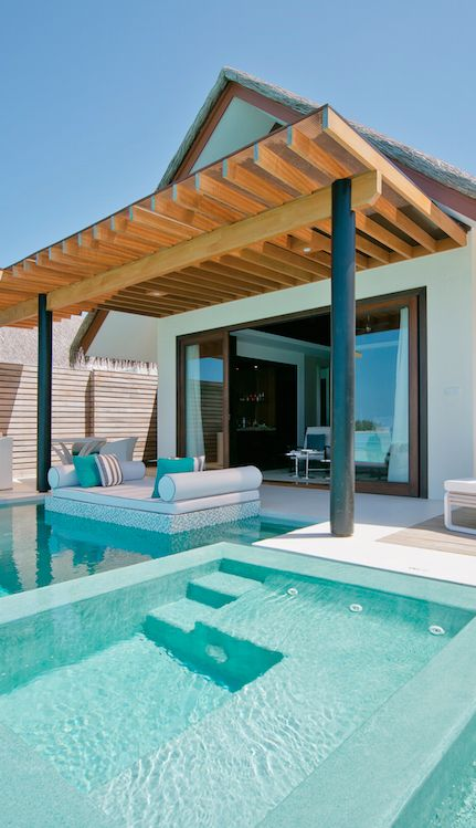 Hip new Maldives resort with wow factor amenities including an underwater nightclub, art studio and marine biology lab.