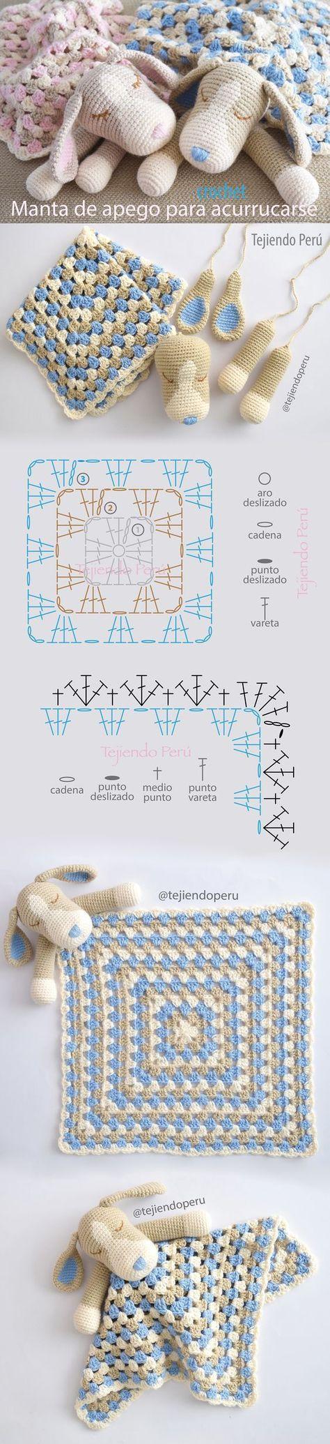 111 best погремушки images on Pinterest   Crochet animals, Crocheted ...
