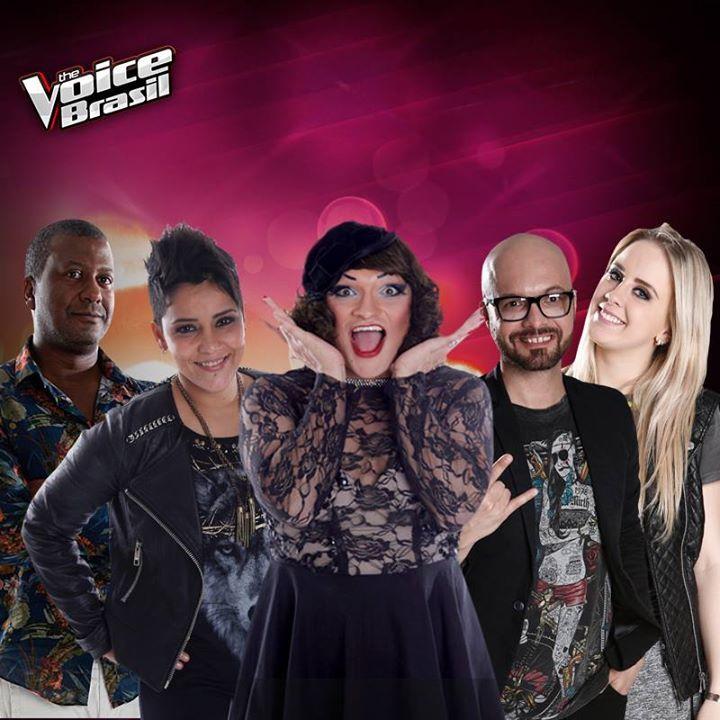 The Voice Brasil, Noite de estréia | Na Globo