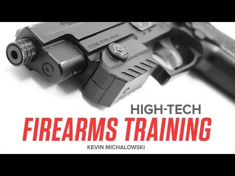 Into The Fray Episode 165: High-Tech Firearms Training - YouTube