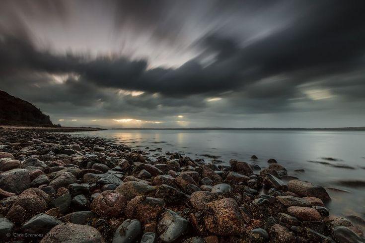 Lyn Of Morvern Dawning light by Chris Simmons Photography