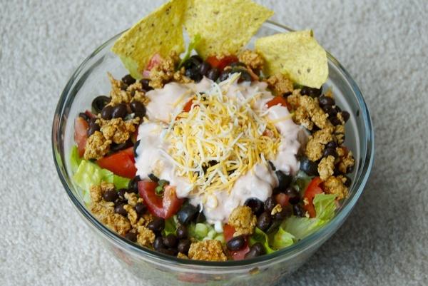 Taco Taco Salad | Recipes | Pinterest