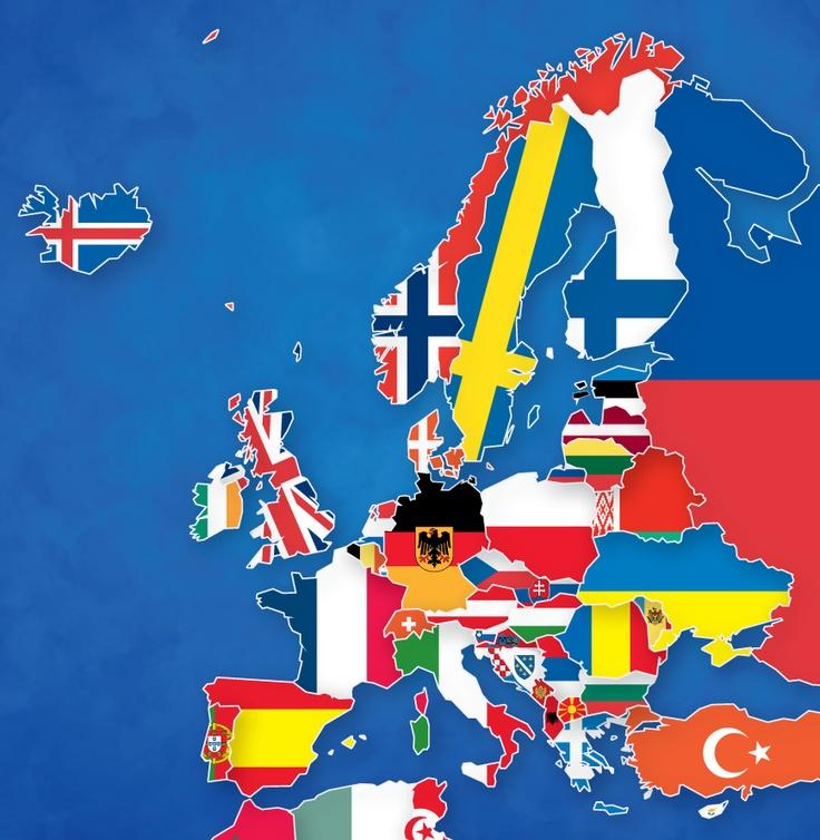 Best 25 Flag Of Europe Ideas On Pinterest