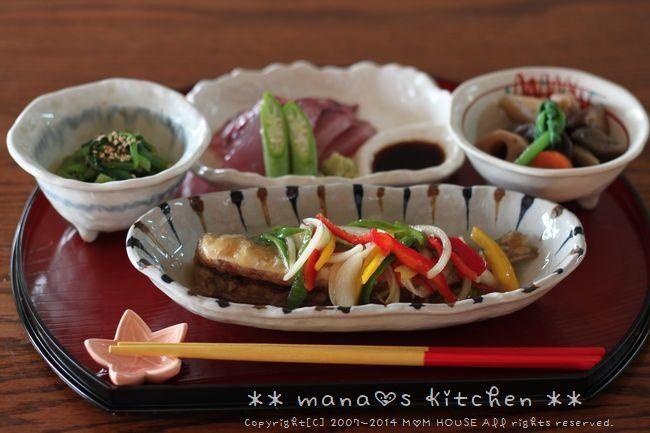 2014年09月 : ** mana's Kitchen **