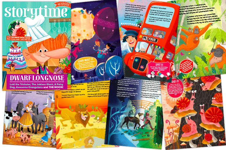 A peek inside Storytime Issue 39 and our wonderful stories and illustrations. Subscribe at http://www.storytimemagazine.com/subscribe