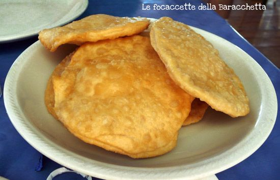 Street food Ligure: Le Focacette di Recco