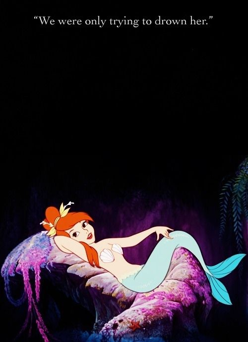mermaid from peter pan | Tumblr