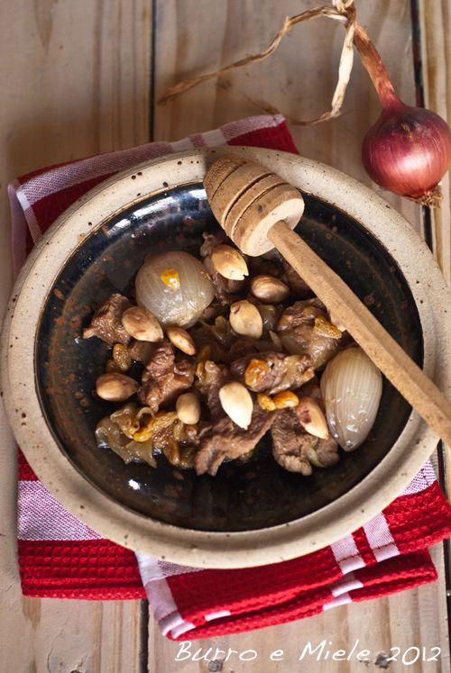 Agnello alle mandorle e miele, per Pesah (pasqua ebraica)