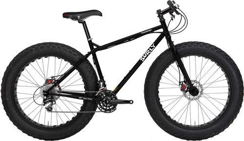 La 'Fat-bike': dall'america una tendenza che pare esplosa nel 2012.