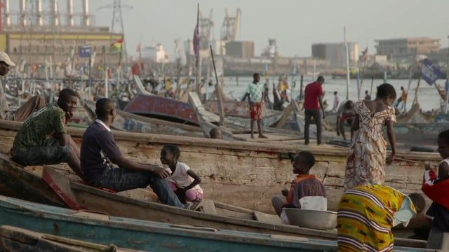 Vignette - A significant partnership between the government of Ghana and Karpowership, a subsidiary of Turkish company Karadeniz Holdings, has solved Ghana's energy crisis in a unique and inventive way.