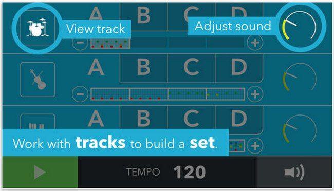 AppsUser:  Secuence app gratuita que permite crear música