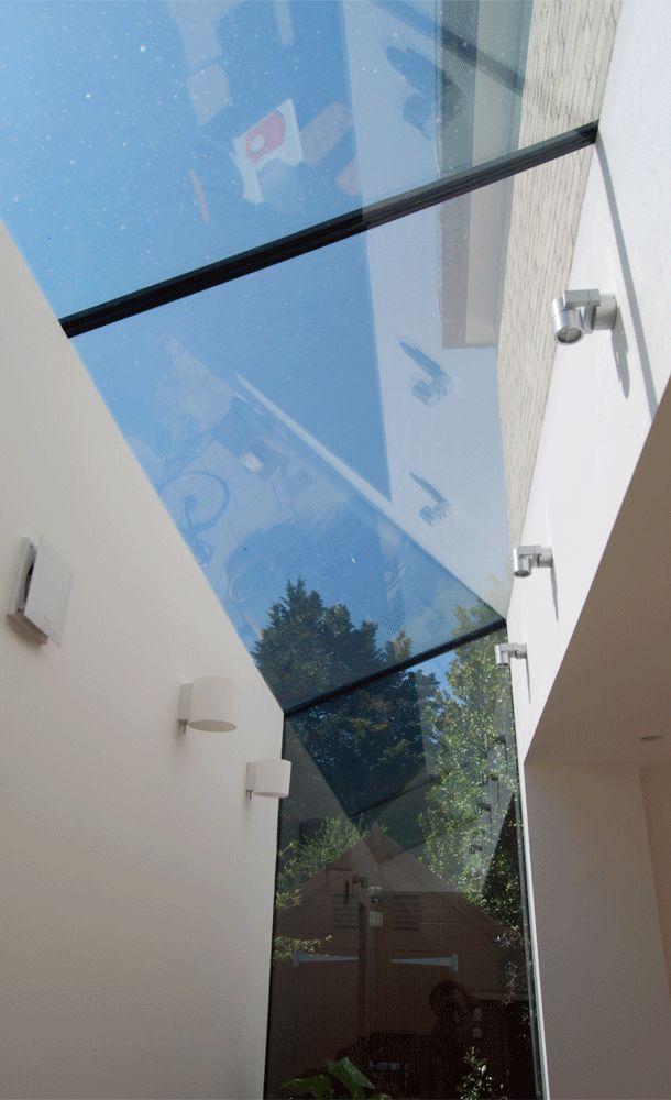 Side extension to Edwardian semi by DAWSON & BIRD ARCHITECTS