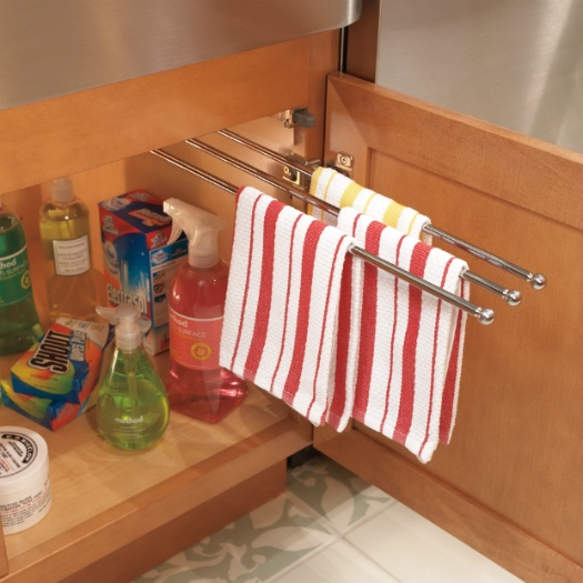 Kitchen Towel Racks For Cabinets 129 best cabinet accessories images on pinterest | kitchen