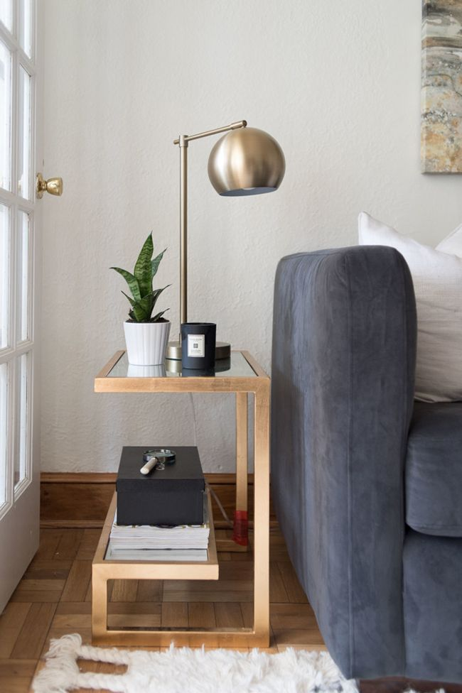 8 Ways to Light Up Your Living Room by Kimberly Duran ...