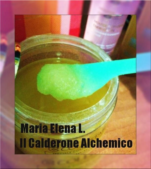 "Il Calderone Alchemico Cosmesi Home Made: ""FALSI D'AUTORE"" HIMALAYA SCRUB CORPO (Maria Elena L.)"