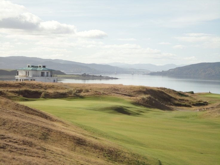 Castle Stuart- A stunning modern Links in the Scottish Highlands