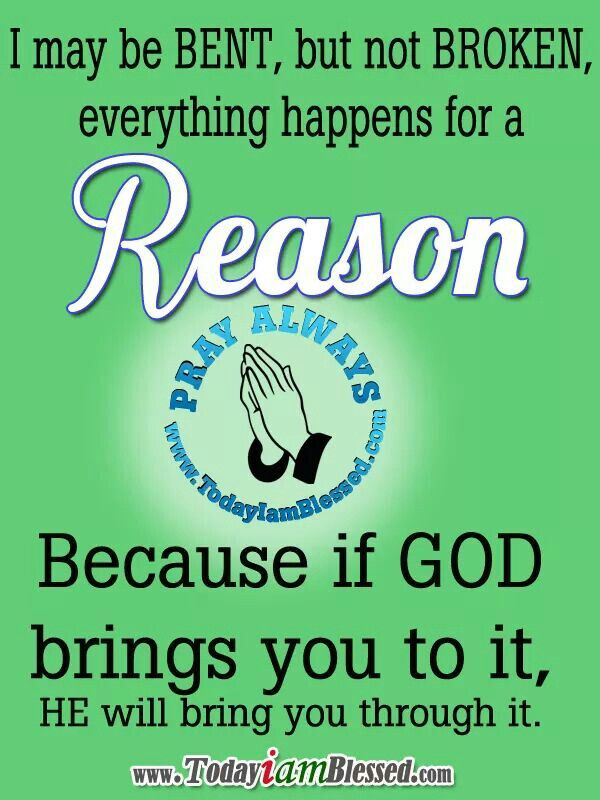 Verse Things All Bible Happen Reason