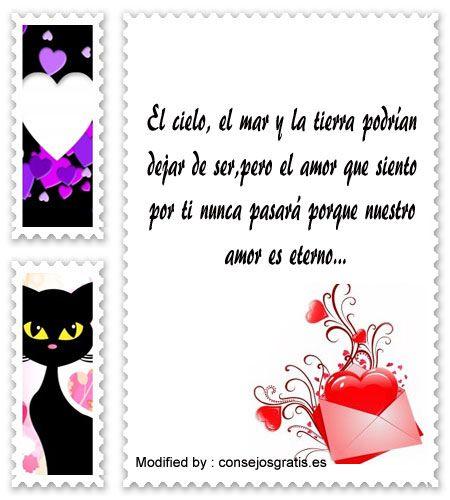 palabras originales de amor para mi pareja,textos bonitos de amor para whatsapp:  http://www.consejosgratis.es/lindas-frases-de-amor-para-mi-enamorada/