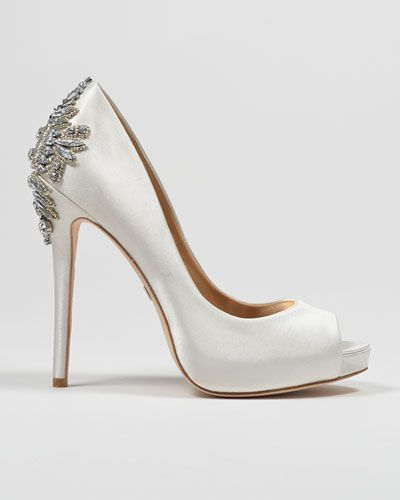 17 Best images about Wedding Shoes on Pinterest | Pump, Shoes and Toe