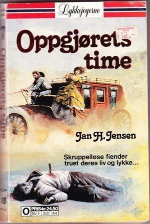 """""""Oppgjørets time"""" av Jan H. Jensen"""