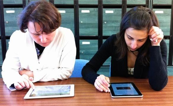 Tablettes tactiles et enseignement : applications utiles en classe