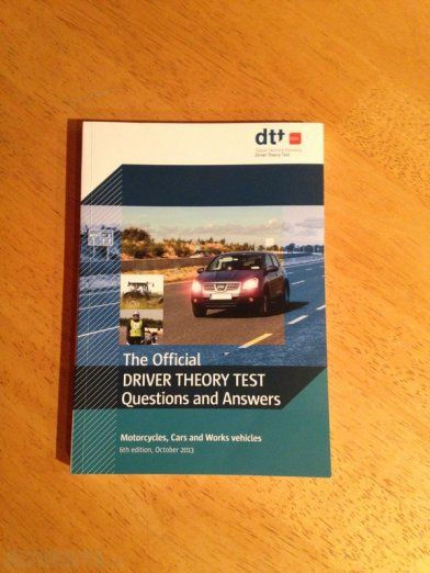 Driver theory test book 6th Edition - RSA - In excellent condition!!...