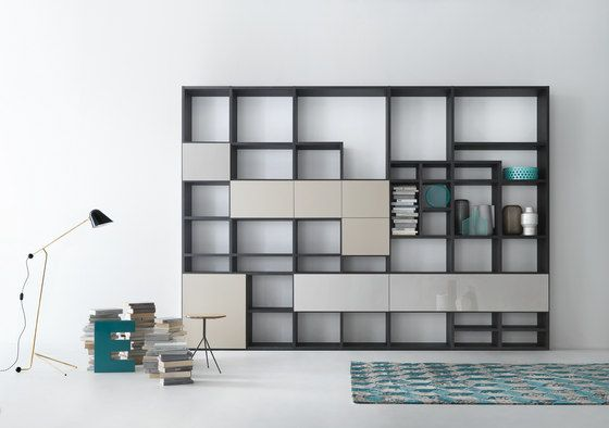 Wall storage systems | Storage-Shelving | Selecta | LEMA. Check it out on Architonic