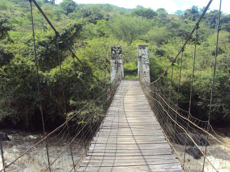 Caminata Cabrera, Barichara - Diciembre 18 de 2011