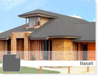 basalt colorbond roof - Google Search