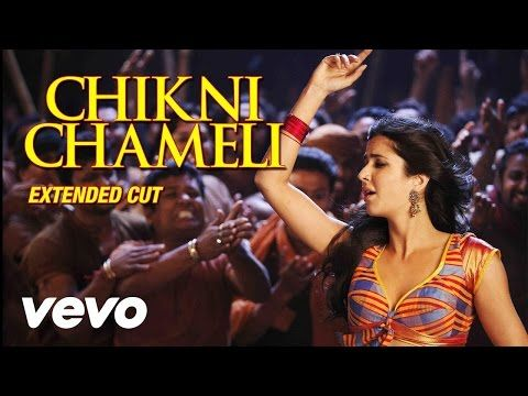 Agneepath - Chikni Chameli Extended Video - YouTube