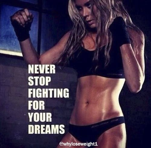 Never stop fighting for your dreams. #healthy #stronger #SuccessTRAIN #workout #lifestyle #EnjoyLife #bodybuilding