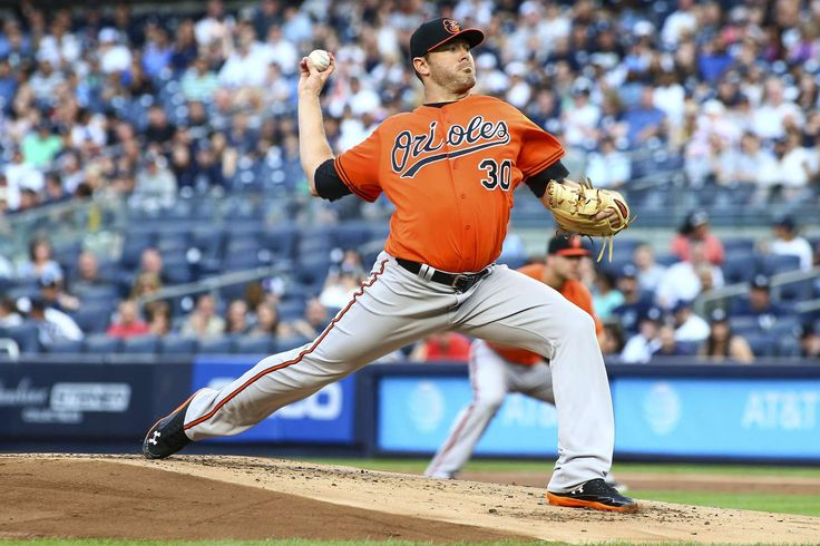 BALTIMORE ORIOLES — CHRIS TILLMAN, PITCHER:     Each MLB team's most important free agent  -  November 21, 2017.    Tillman had an awful 2017. He posted a 7.84 ERA, lost his rotation spot, and blew his shot at a lot of money in the process. It could wind up being mutually beneficial for the two parties to reunite. Tillman had a good deal of success in Baltimore prior to his lost season, posting a 3.91 ERA in 128 starts between 2013 and 2016.   MORE...
