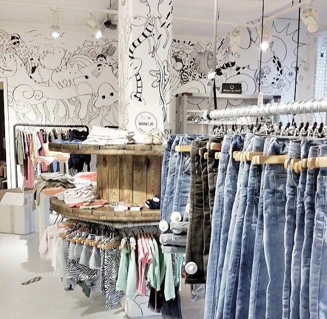 Winkelinrichting steigerbuis winkel en for Interieur winkels