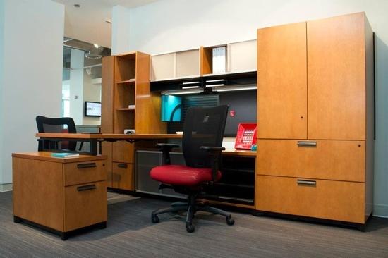 Modern Office Furniture Chicago Custom Inspiration Design