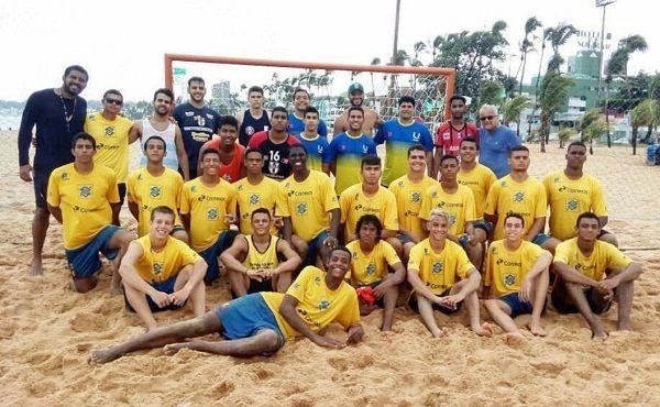 International Handball Federation > IHF U17 Beach Handball World Championship: Profile – Brazil (Men's)