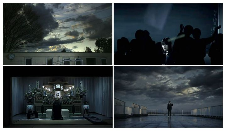 Confessions (Kokuhaku) - Director : Tetsuya Nakashima. DoP : Masakazu Ato, Atsushi Ozawa