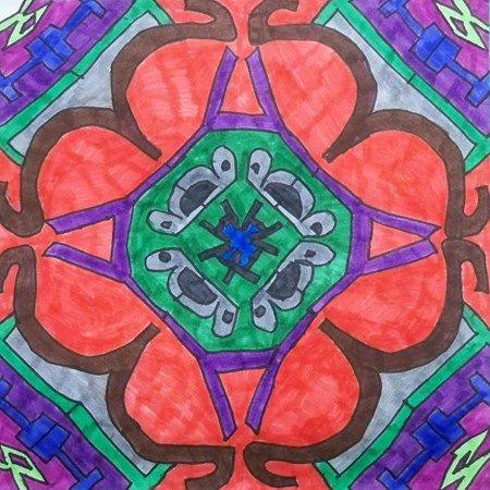 Symmetry In Design 95 best radial and symmetrical design images on pinterest